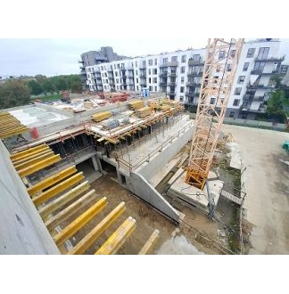 Budowa wolskiej szkoły wyprzedza harmonogram